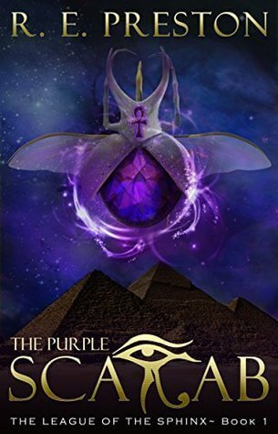 Review - The League of the Sphinx: The Purple Scarab