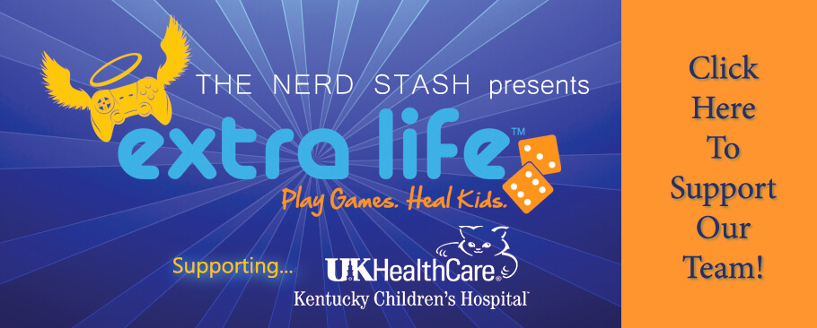 ExtraLife Banner click to support