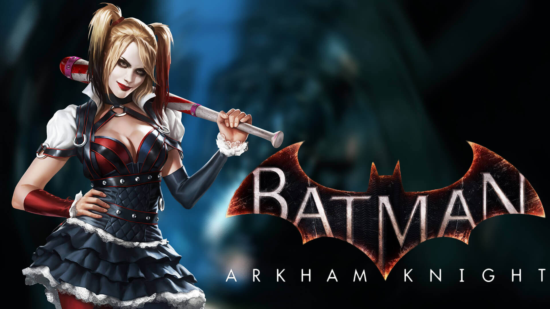 Harley Quinn Story DLC Is Coming To Arkham Knight