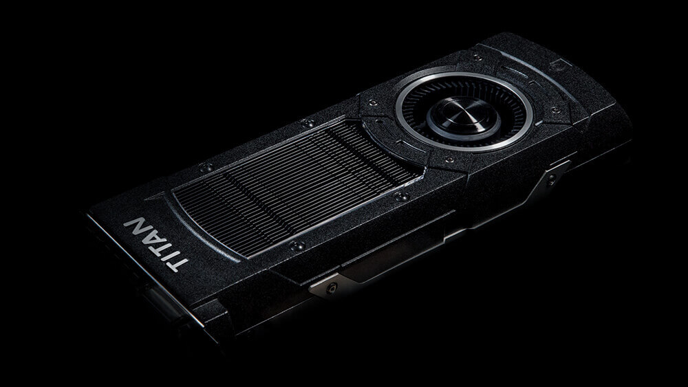 Nvidia Launches the GeForce GTX TITAN X