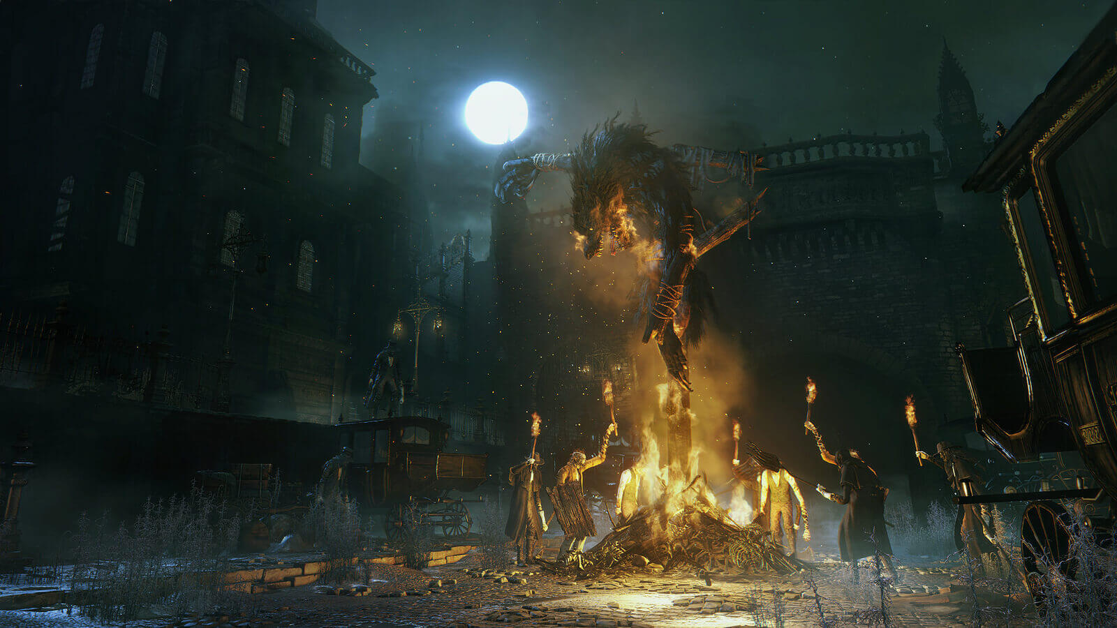 Bloodborne Going For