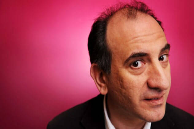 Iannucci to write an episode of Doctor Who?