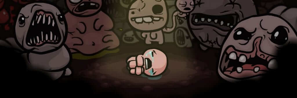 Binding of Isaac: Rebirth DLC on the Way
