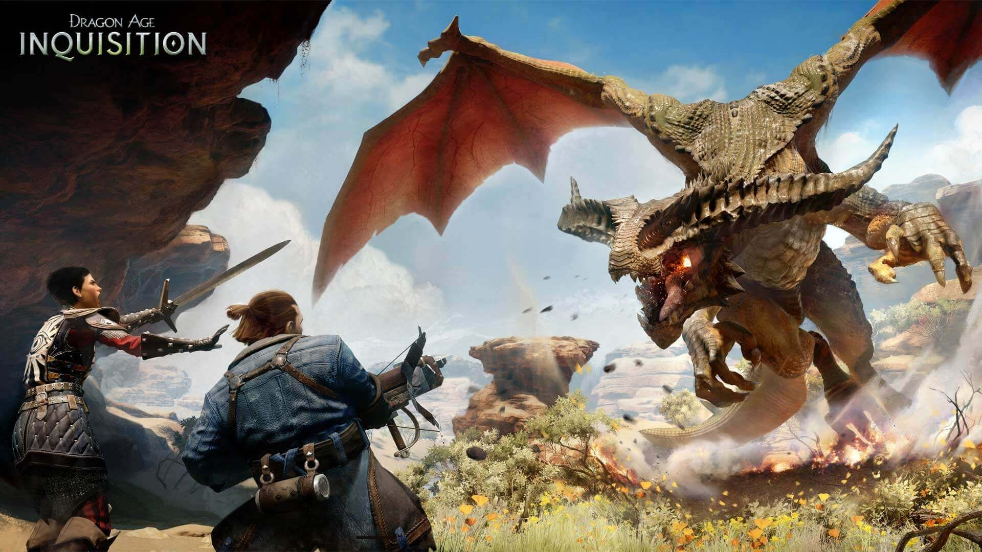 Dragon Age Inquisition- Jaws of Hakkon Released
