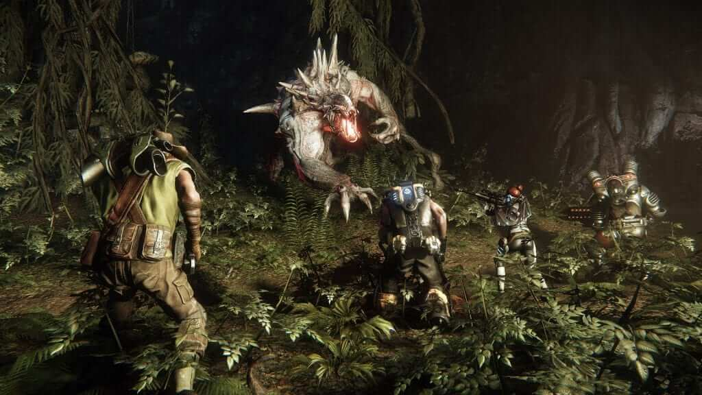 Evolve: The Marathon Review (Xbox One)