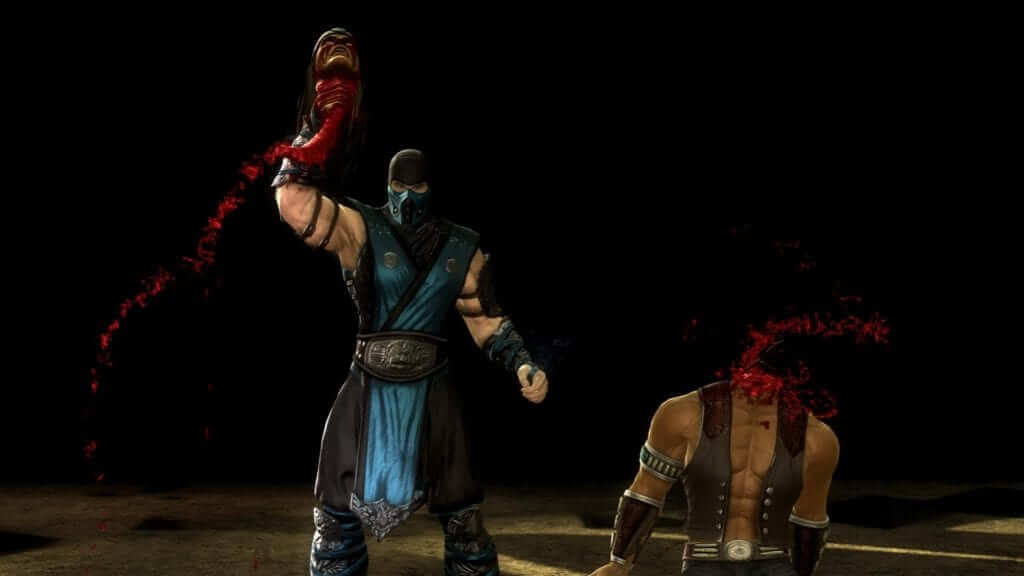 Six most brutal fatalities in Mortal Kombat