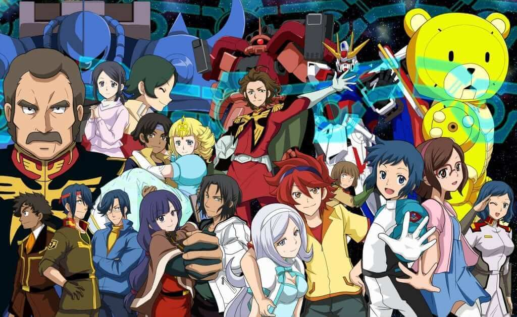 Review - Gundam Build Fighters Try Episode 19: Fateful Reunion