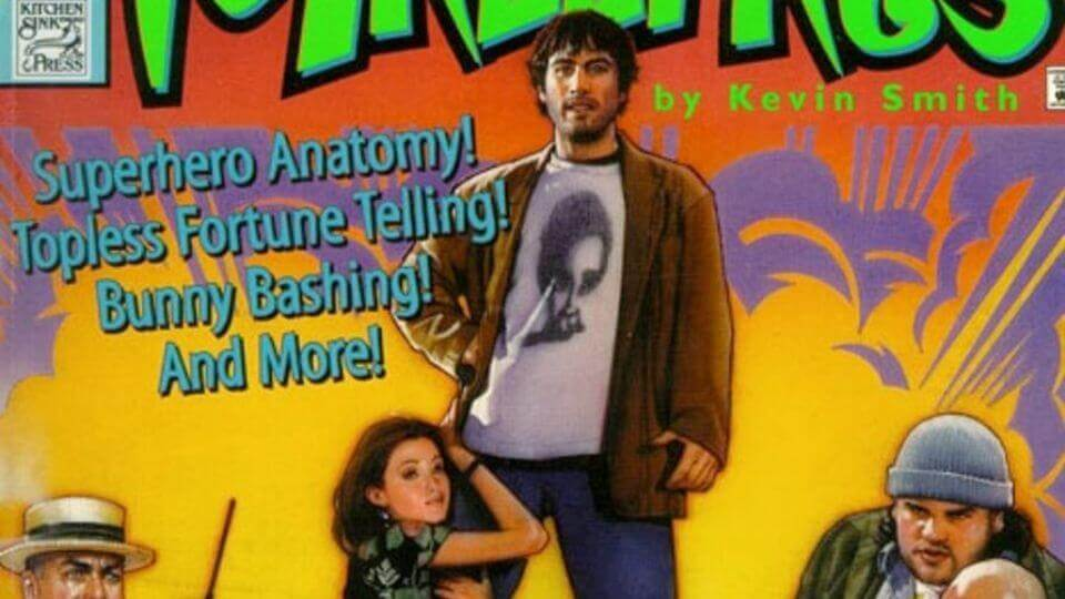 Kevin Smith Confirms Mallrats Sequel in the Works