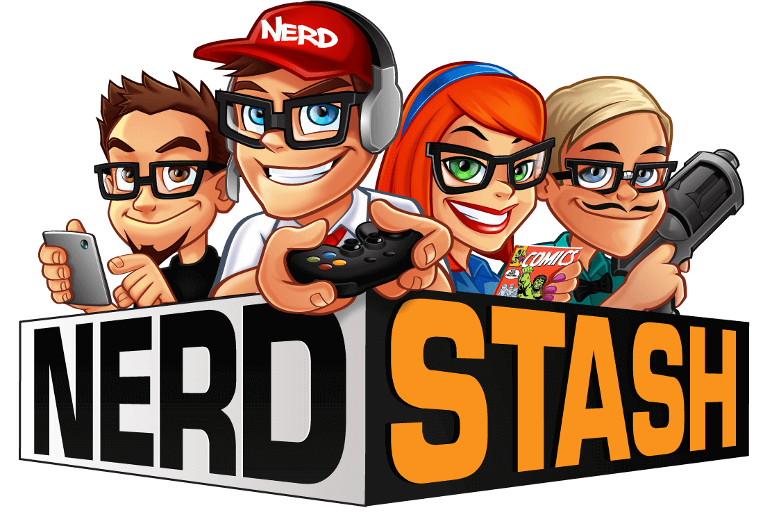 The Nerd Stash
