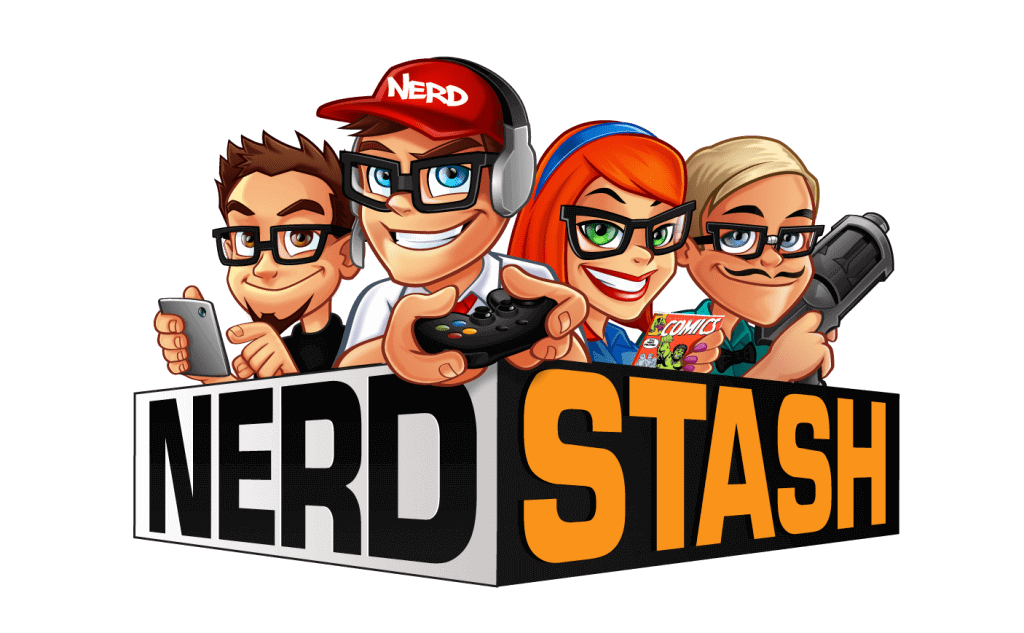 The Nerd Stash...Nerds of the World Unite!