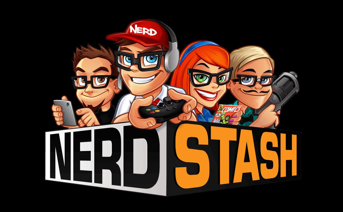 The Nerd Stash...Nerds of the World Unite!