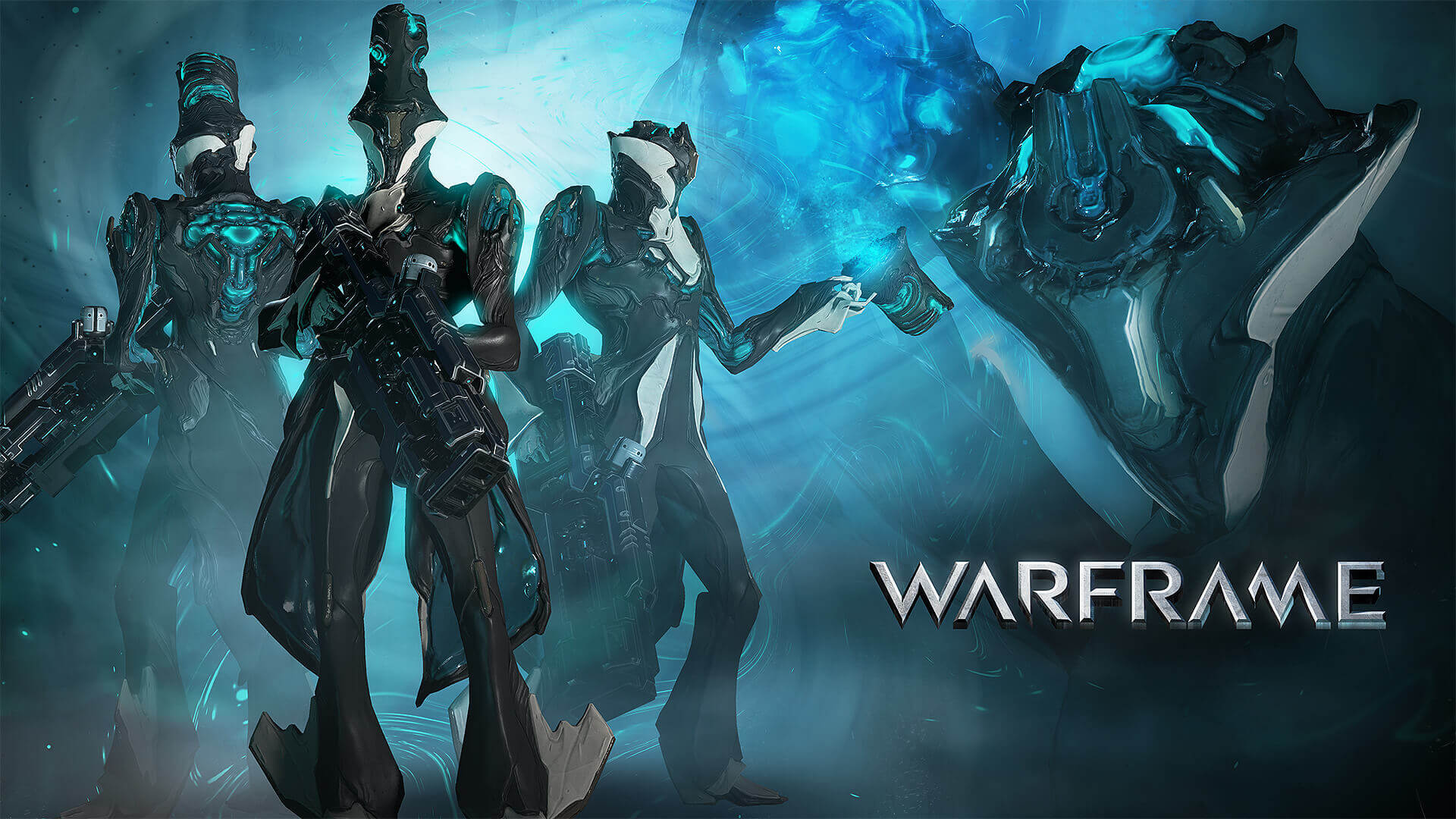 Warframe Render