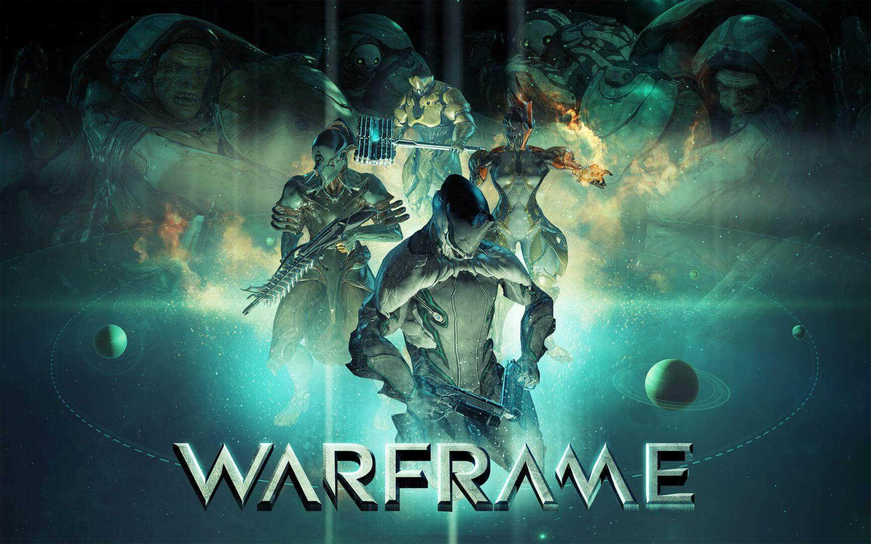 Warframe Receives New Update