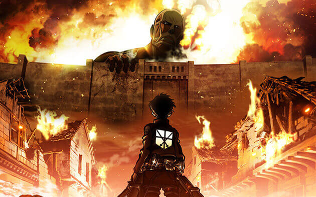 Attack on Titan Movie Coming From Sony?