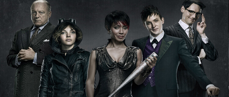 'Gotham' Stars Headed to WonderCon 2015
