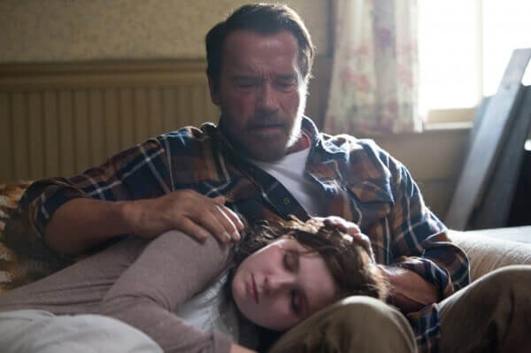 Maggie Trailer Featuring Arnold Schwarzenegger and Abigail Breslin