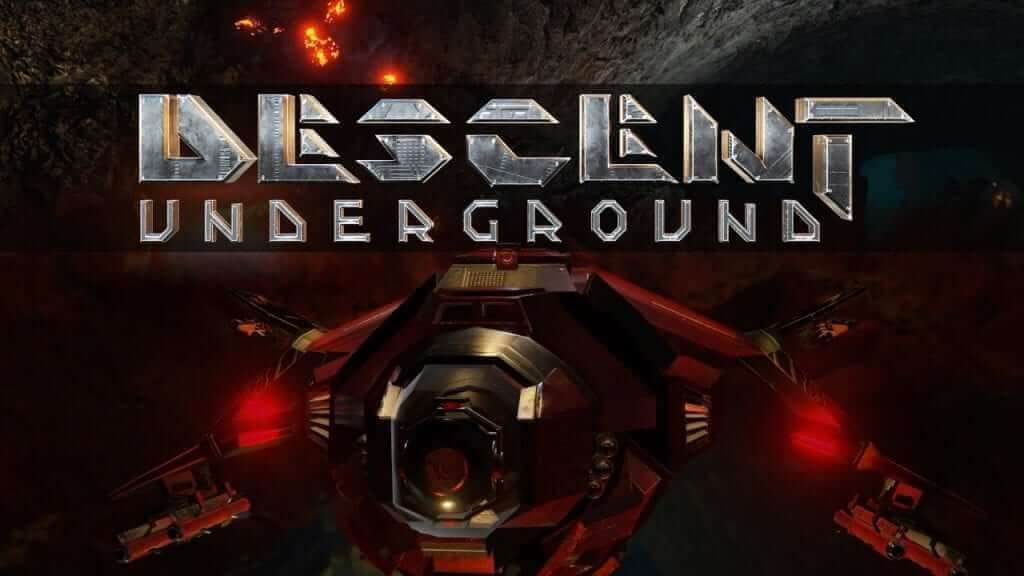 Featured Kickstarter Game - Descent: Underground