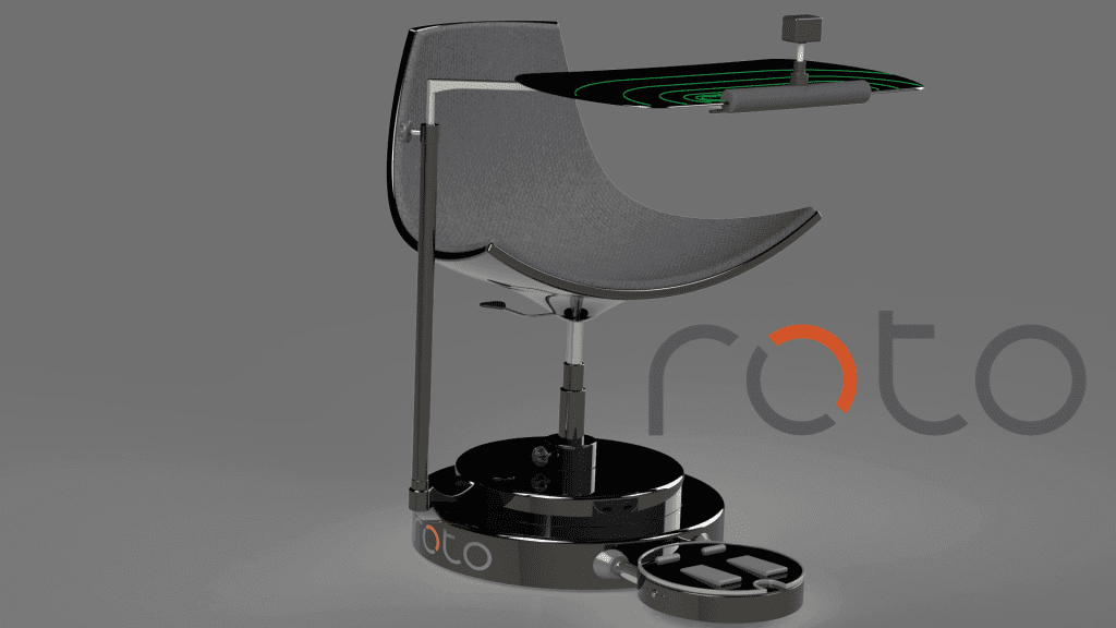 Roto VR: The Counterpart to Virtual Reality