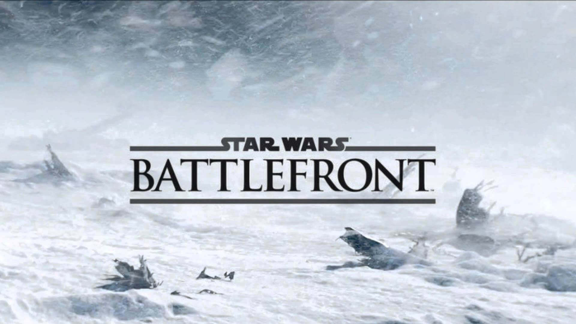 Star Wars: Battlefront to Debut Next Month