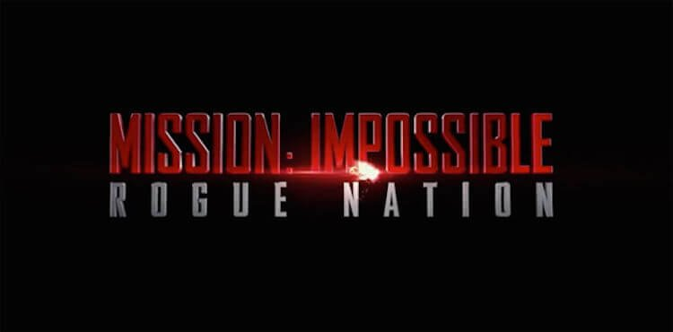 Mission Impossible Rogue Nation Trailer Released