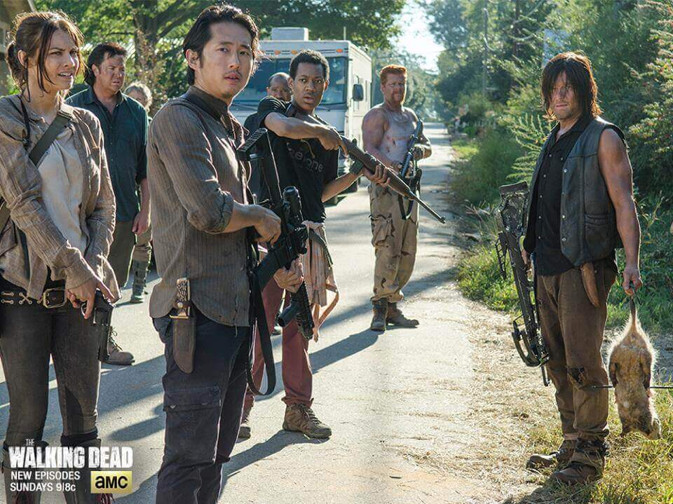 The Walking Dead Season 5 Finale Will Bring Tears And Anger!