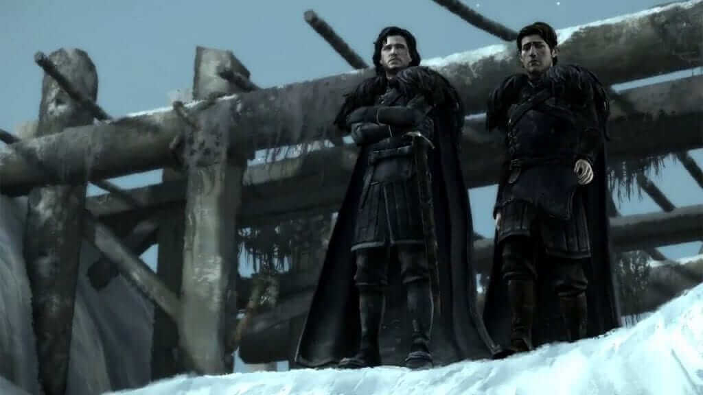 Telltale's Game of Thrones Ep. 3: The Sword in the Darkness