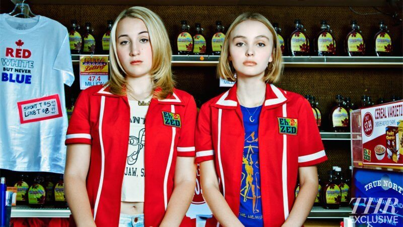 Yoga Hosers is set to release sometime this year