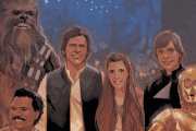 First Look: Star Wars: The Force Awakens Prequel Comic