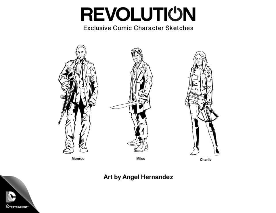 Revolution To Get Digital Comic, Finish Storyline