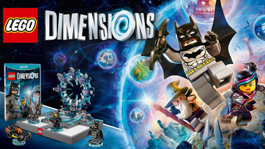 Lego Dimensions Announced for PS3, PS4, Xbox 360, Xbox One, and Wii U