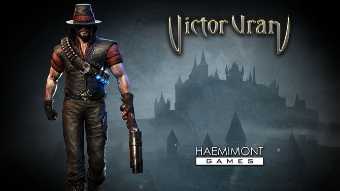 Victor Vran Preview: An Extraordinary Upcoming ARPG