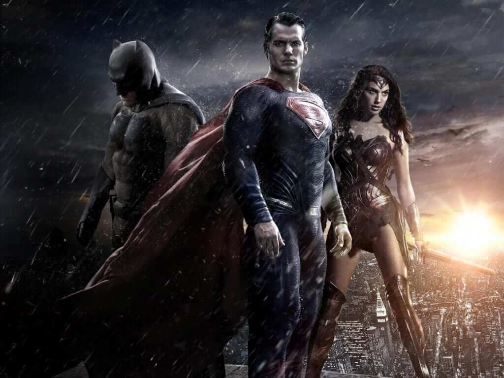 Batman V. Superman Trailer Inbound