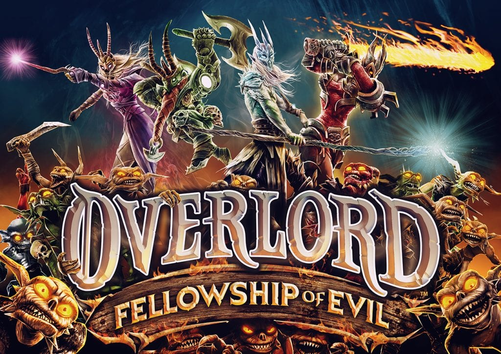 Codemasters Announces Overlord: Fellowship of Evil