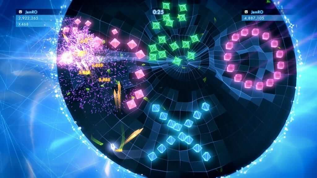 Geometry Wars 3: Dimensions Evolved Review