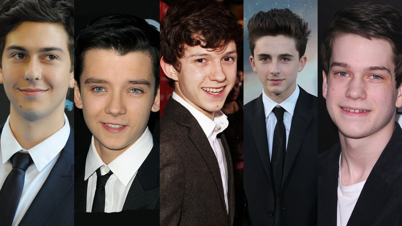 One of these Actors could be the next Spider-Man