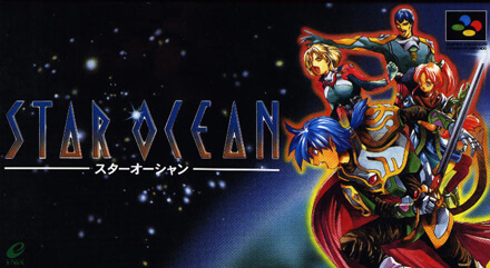 Star Ocean 5 Coming to PS4 and PS3