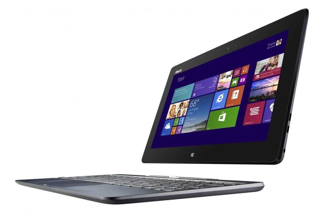 Asus T100 Transformer: Half Tablet, Half Notebook, Not Half Bad