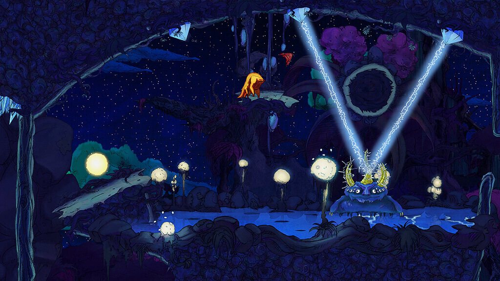 Aaru's Awakening Releases Today for PS3 and PS4