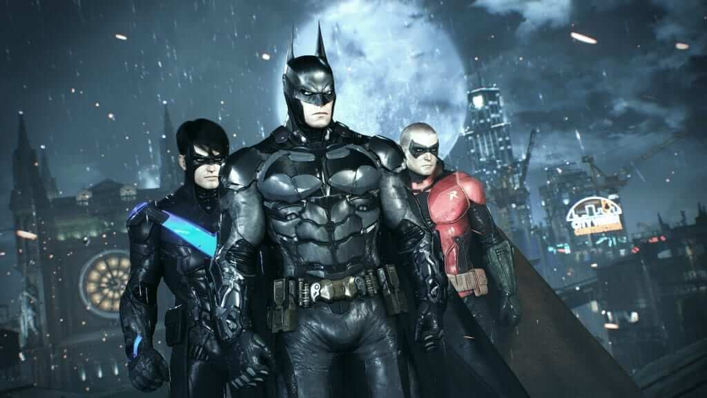 Batman: Arkham Knight – Watch the Full New Trailer!