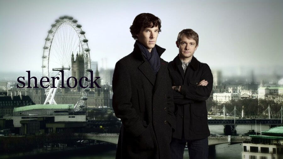 BBC's Sherlock Returns to 1895