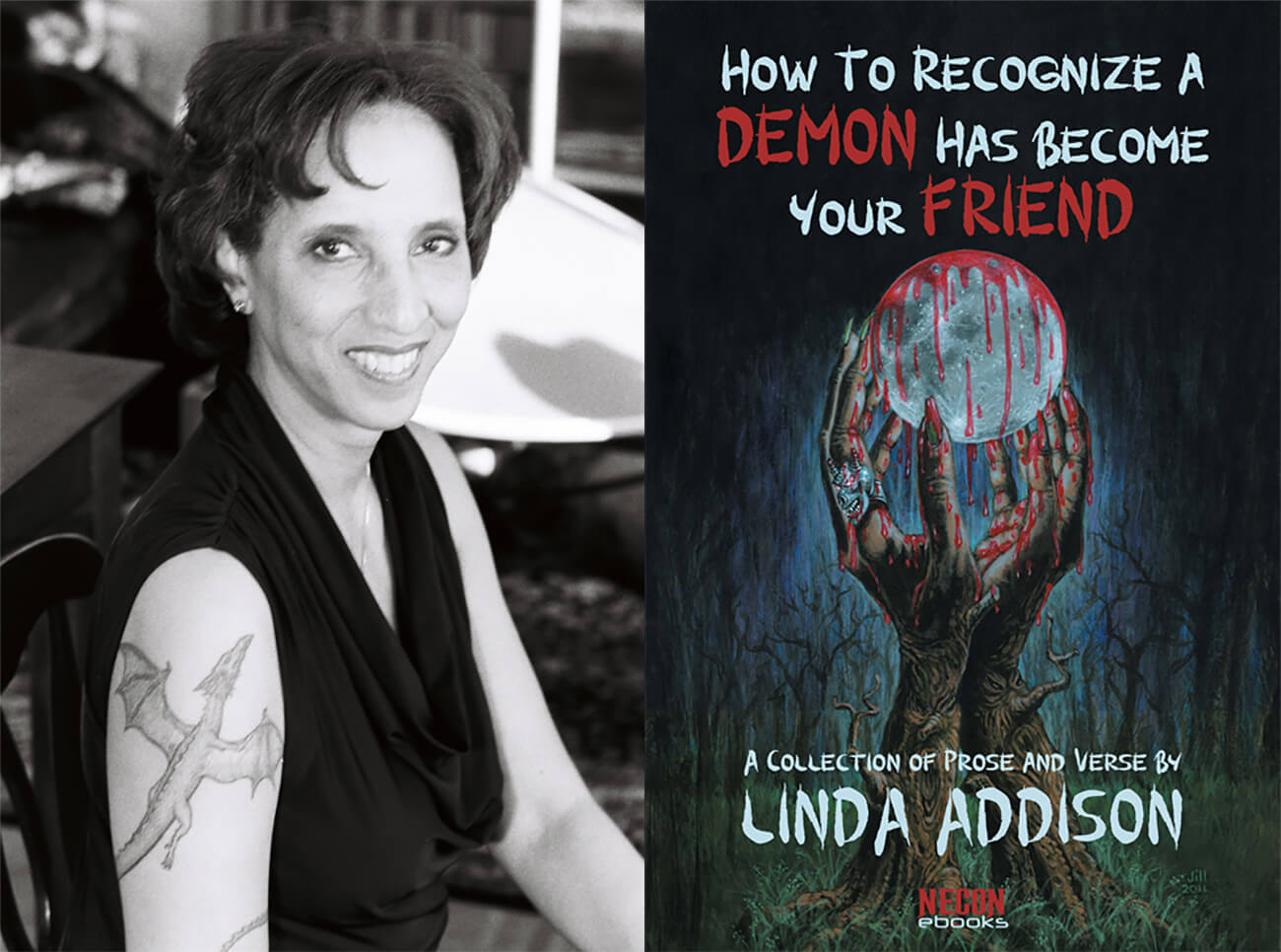 How To Recognize A Demon Has Become Your Friend - Book Review