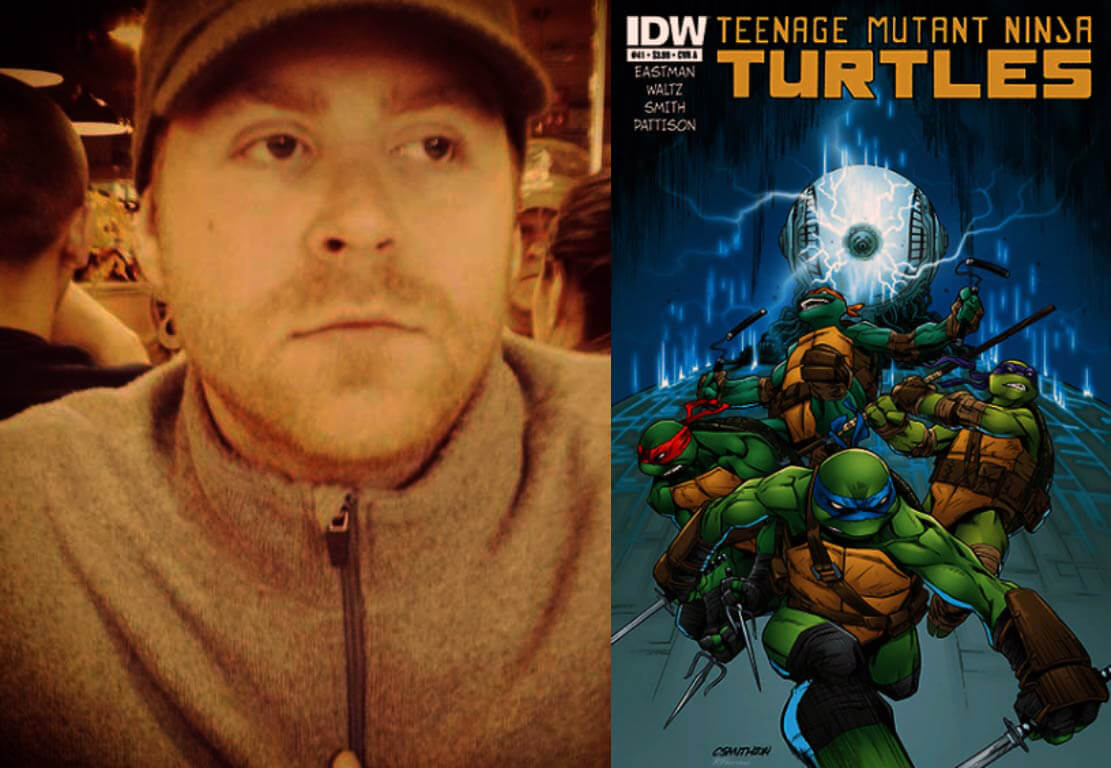 Tri-State Comic-Con: Interview with Cory Smith