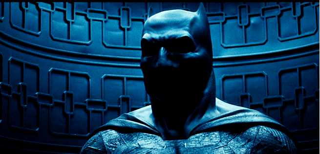 Batman V. Superman Teaser Trailer Released