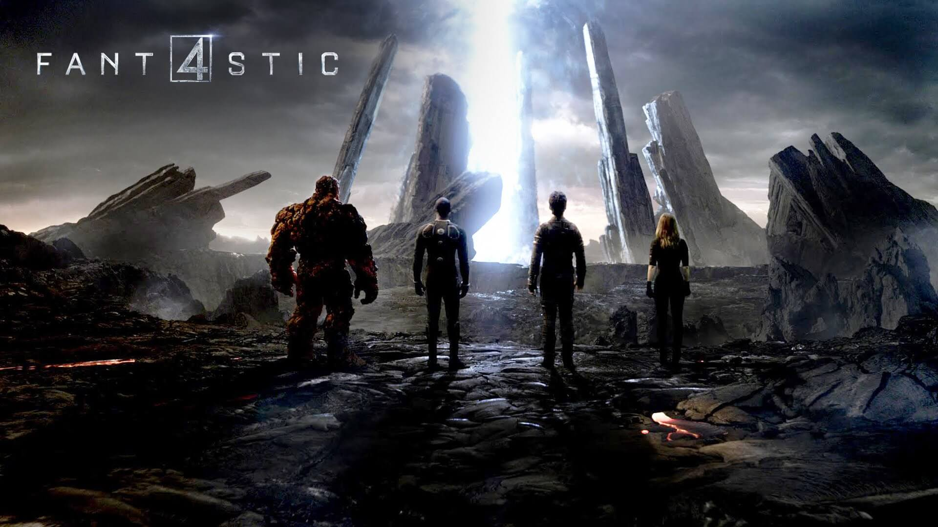 Fantastic Four Trailer #2: Meet the Team!