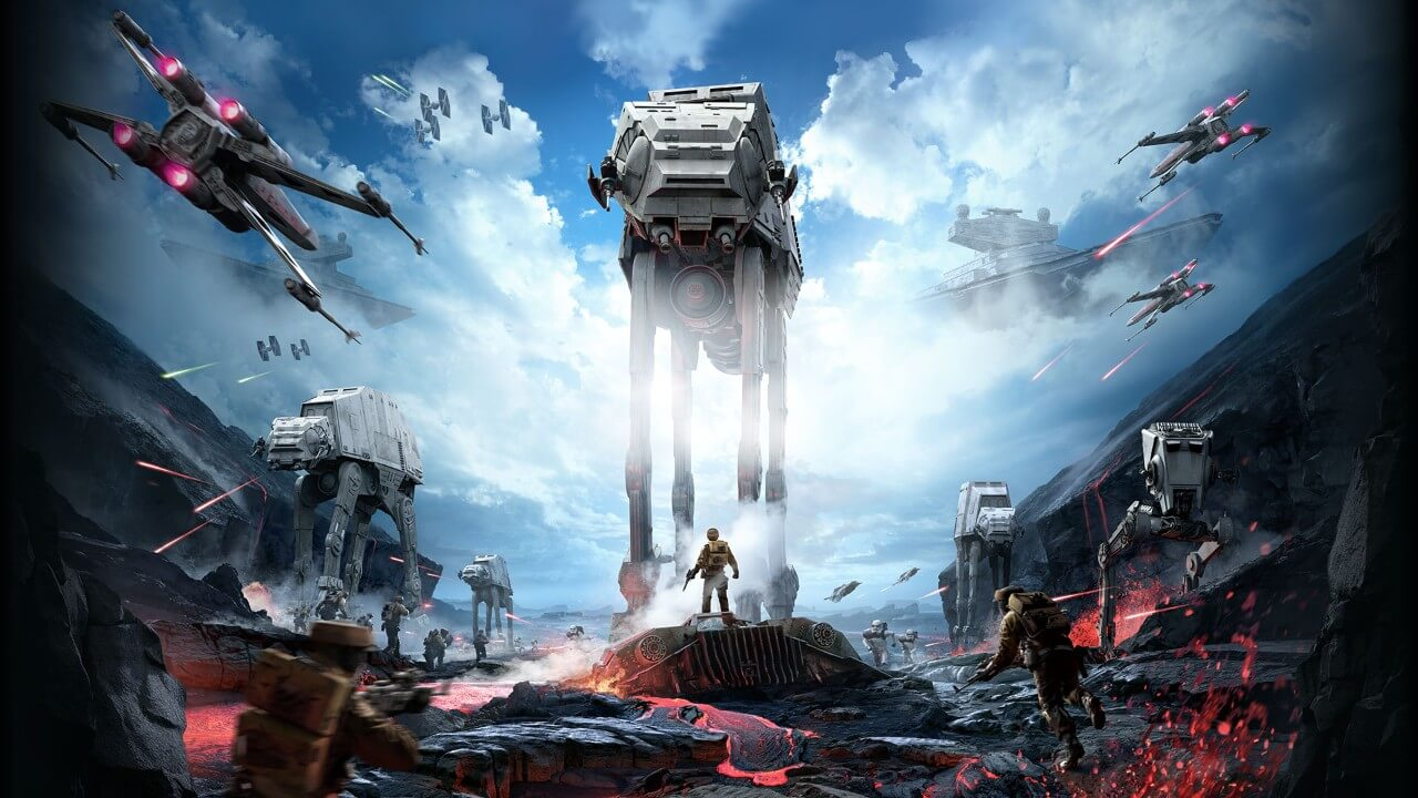 EA Releases First Look at Star Wars: Battlefront