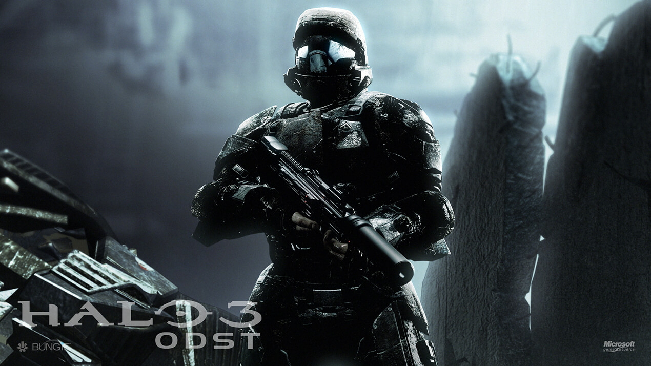 Halo 3: ODST HD Remake Coming in May