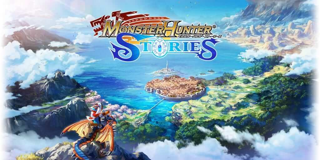 Monster Hunter Stories Coming to Nintendo 3DS