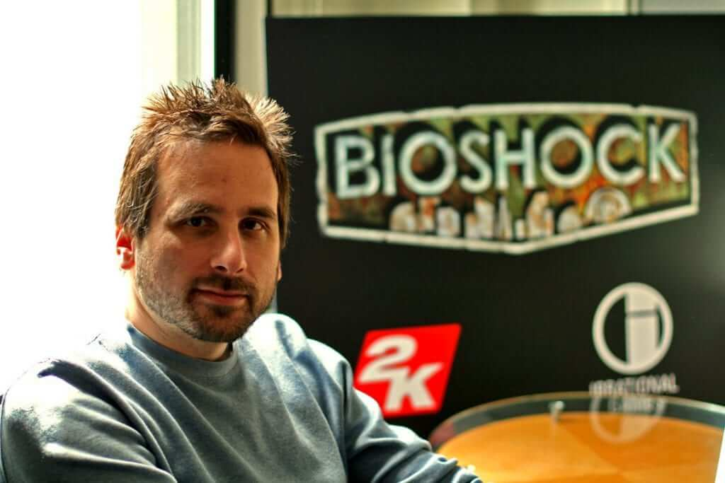 Ken Levine discusses new game