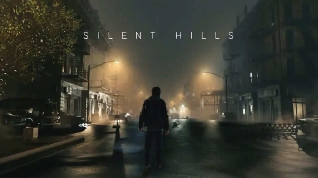 Silent Hills Demo Leaving PSN