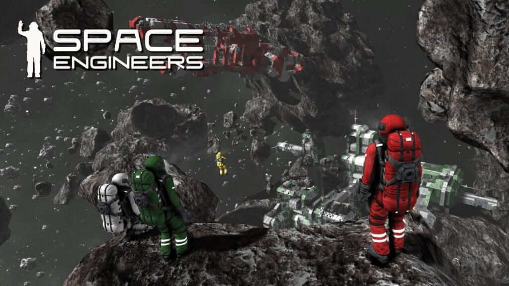 Space Engineers - a fantastic beacon of light when it comes to Early Access success stories.